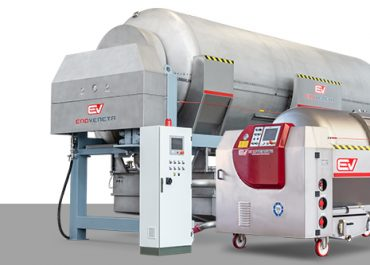 Enoveneta pneumatic presses, high end technology for wine making